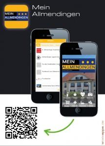 QR Code App Mein Allmendingen