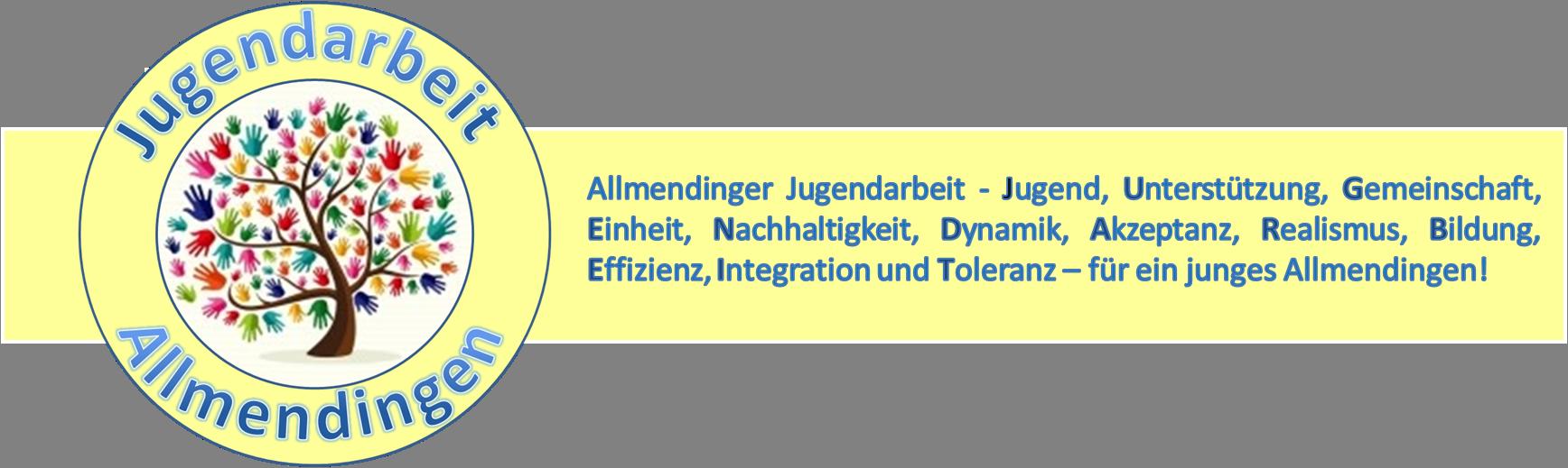 Logo Jugendarbeit Allmendingen