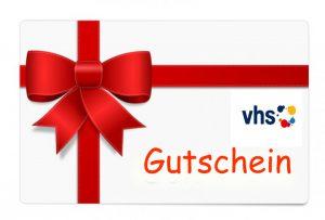 VHS Gutschein