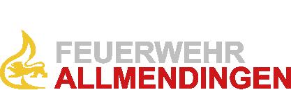 Logo Feuerwehr Allmendingen