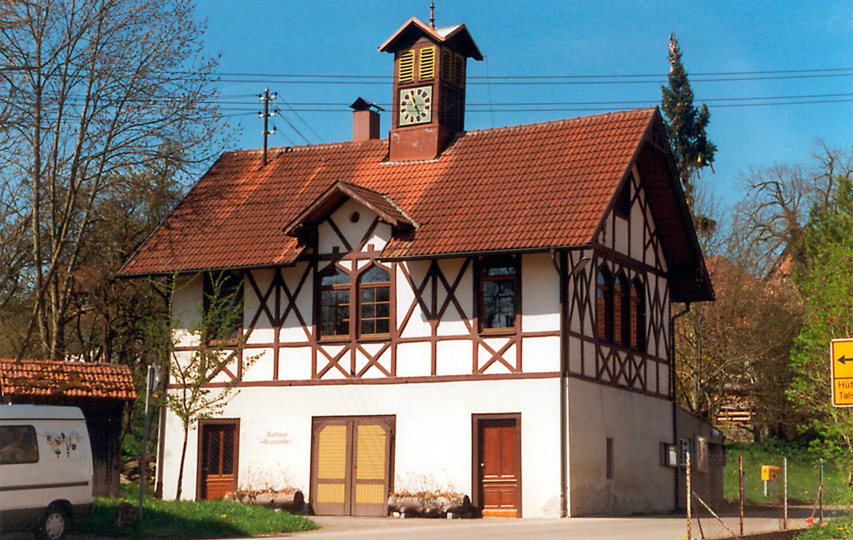 Grötzingen Rathaus