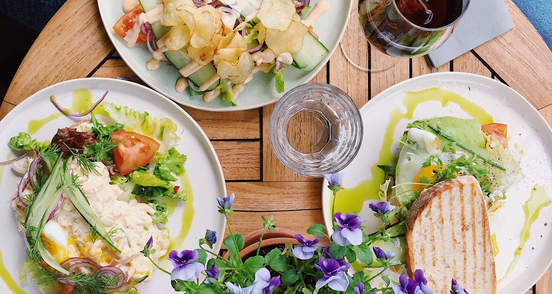 Symbolfoto Gastronomie