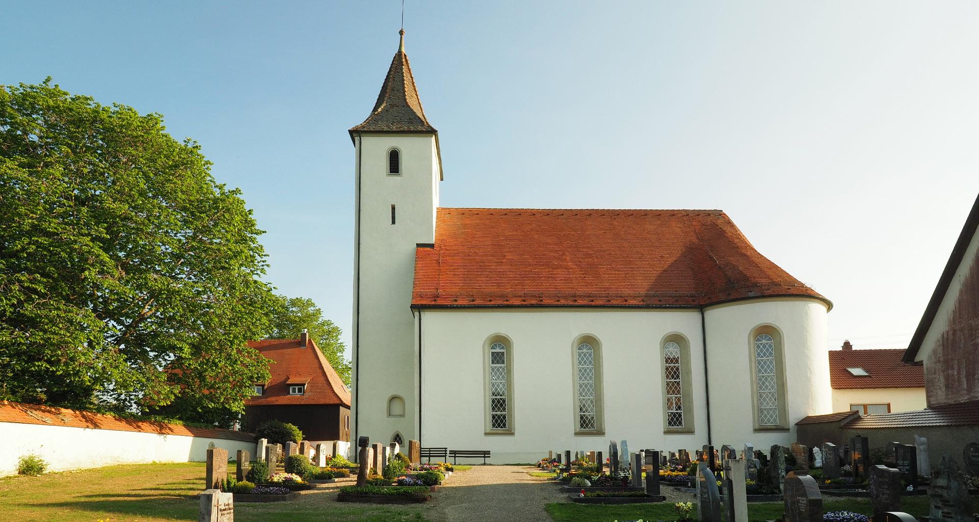 Kirche Weilersteusslingen