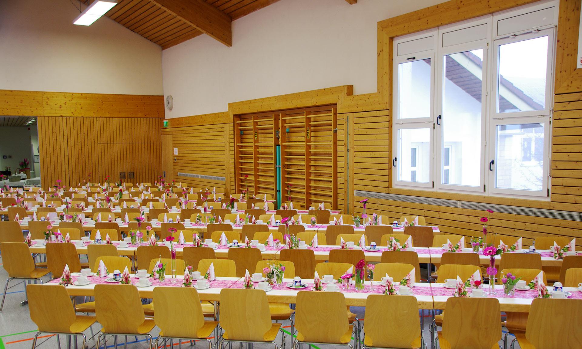Bergemer Gemeindehalle