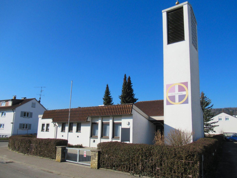Evangelische Kirche Allmendingen