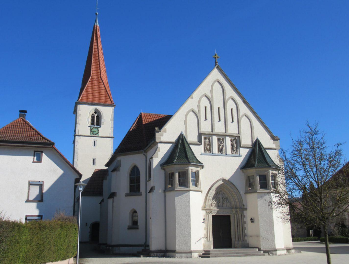 Katholische Kirche Allmendingen