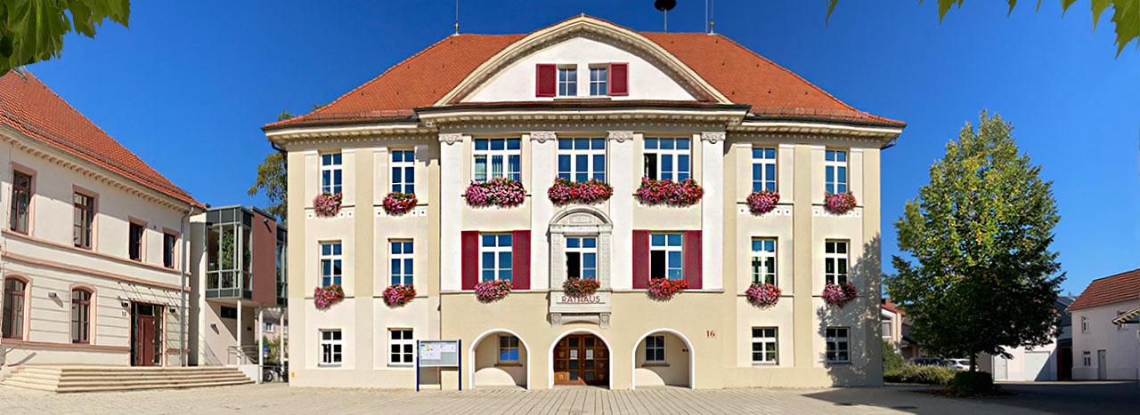 Rathaus Allmendingen