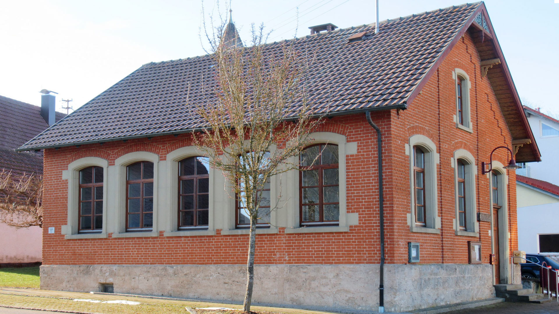 Rathaus Weilersteusslingen