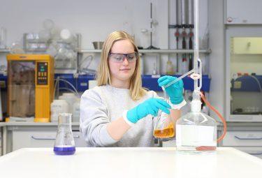 Azubi Schwenk Chemie