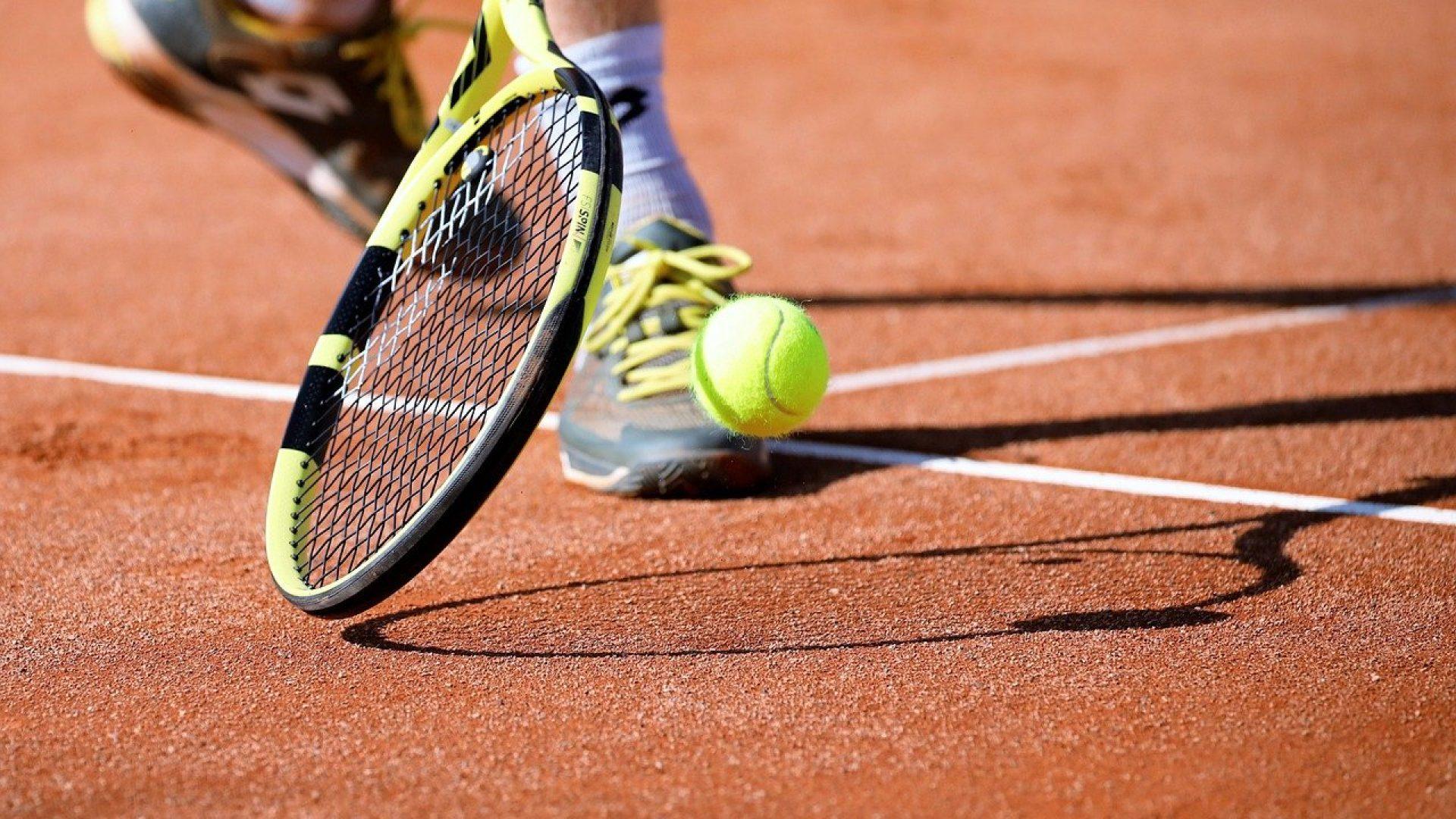 Tennis Symbolbild