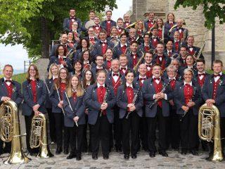 Musikverein Allmendingen Gruppenbild